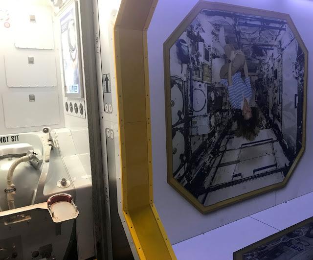 ontario science centre space exhibit