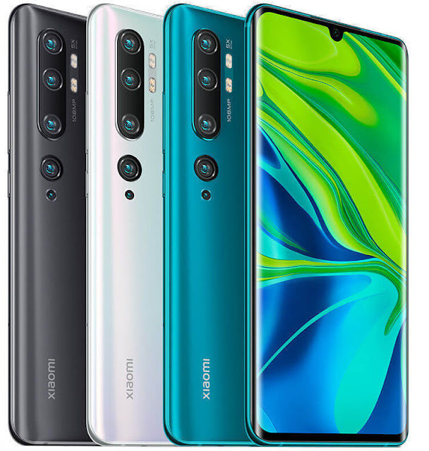 Xiaomi Mi Note 10 Pro Full Specifications & Features