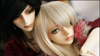 doll couple image