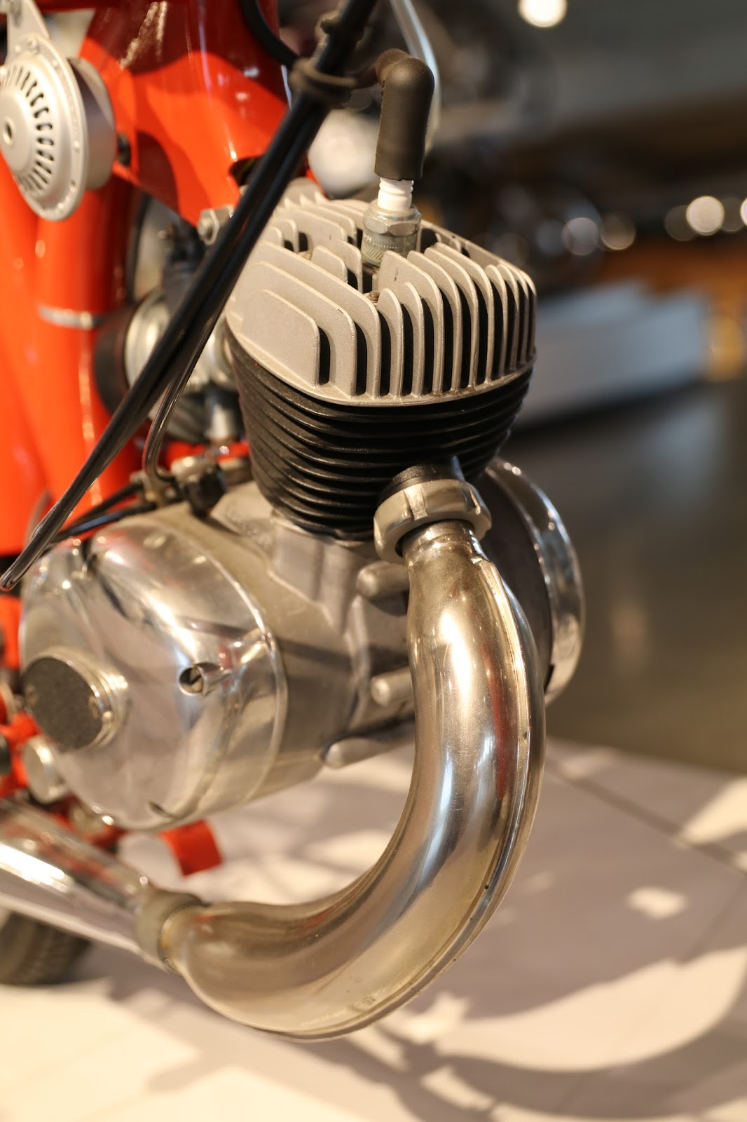 Vintage AERMACCHI Harley M50 Teile