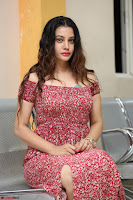 Diksha Panth in a Deep neck Short dress at Maya Mall pre release function ~ Celebrities Exclusive Galleries 074.JPG
