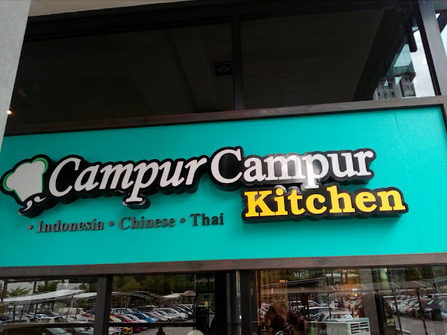 Campur Campur Kitchen di Wangsa Walk