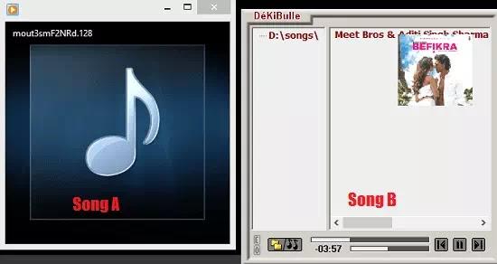 Cara Memutar Dua Lagu Secara Bersamaan Dengan Output Audio Terpisah-3