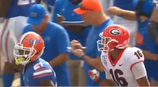 Georgia vs Florida week 10 | NCAA