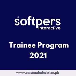 Softpers Interactive Trainee Program 2021