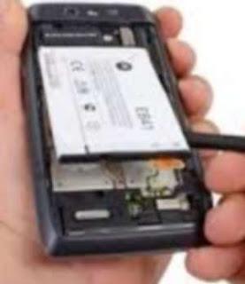 Mengganti Baterai Non Removable dengan Baterai Removable