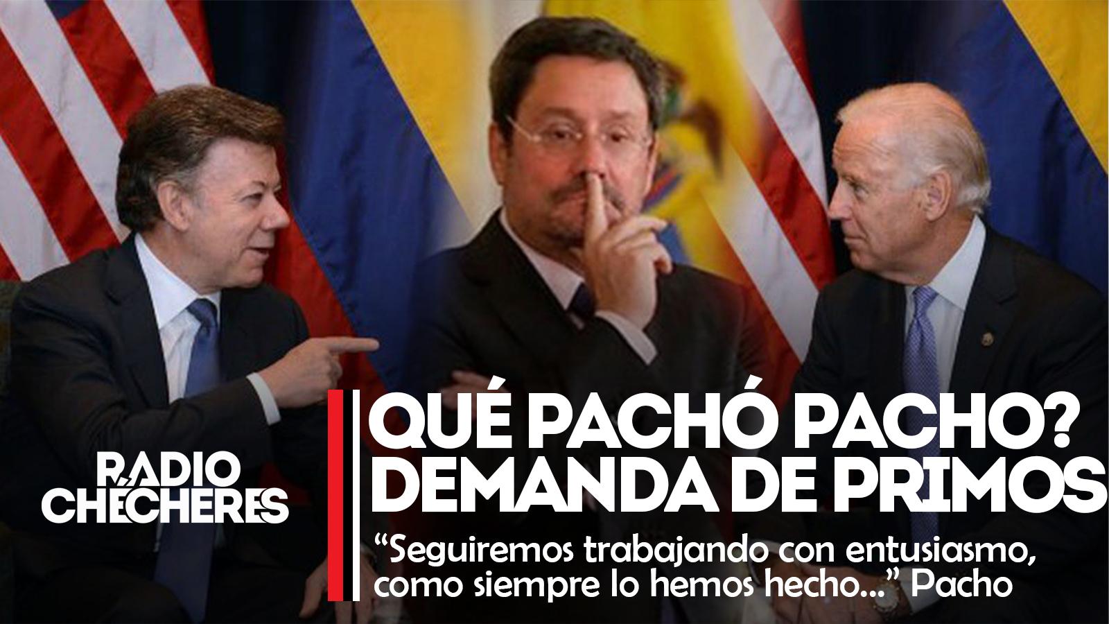 Santos demandará a Santos y se alistan a agradar a Biden