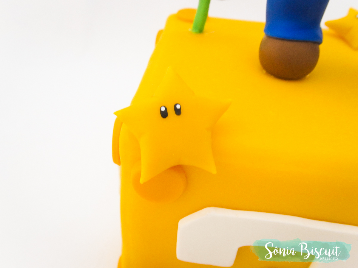 Sonia Biscuit, Biscuit, Topo de Bolo, Mario, Super Mario Bros, Nintendo