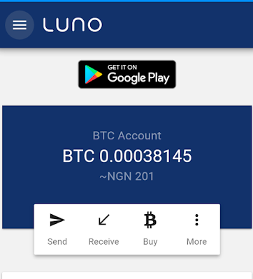 How to withdraw your bitcoin direct into your nigerian local bank when registering on luno ensure that you use your real name as it appears on the bank account you with to link to luno ccuart Choice Image