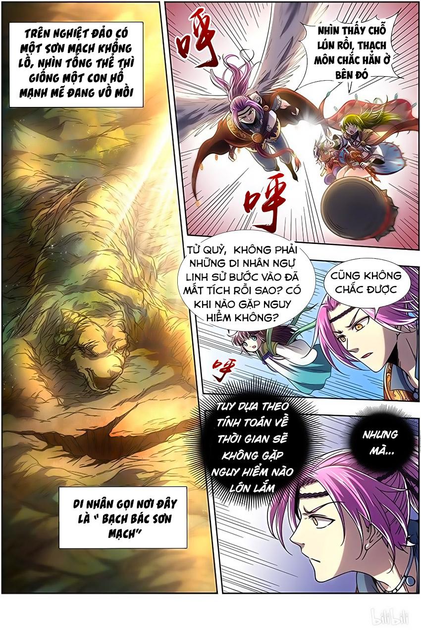 Ngự Linh Thế Giới chap 347 - Trang 4