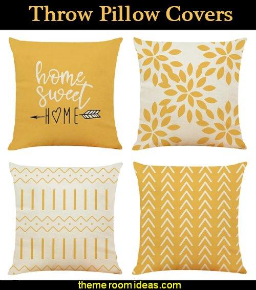 Throw Pillow Cover Cushion Case Pillowcase pillows decorative pillows