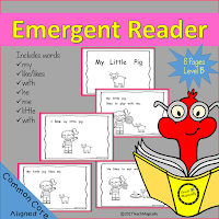 Emergent Readers for Sight Word Practice Teach Magically