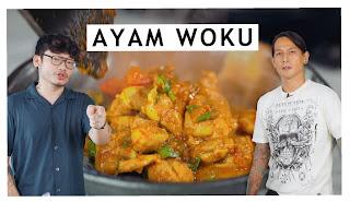 Resep ayam woku chef juna