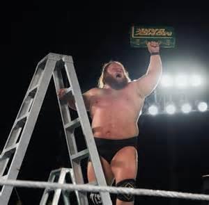 WWE MITB Otis Miz Morrison Tucker