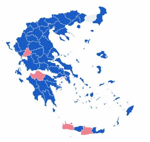 Άλλαξαν τον «προβληματικό» χάρτη της Θράκης μετά το δημοσίευμά μας!