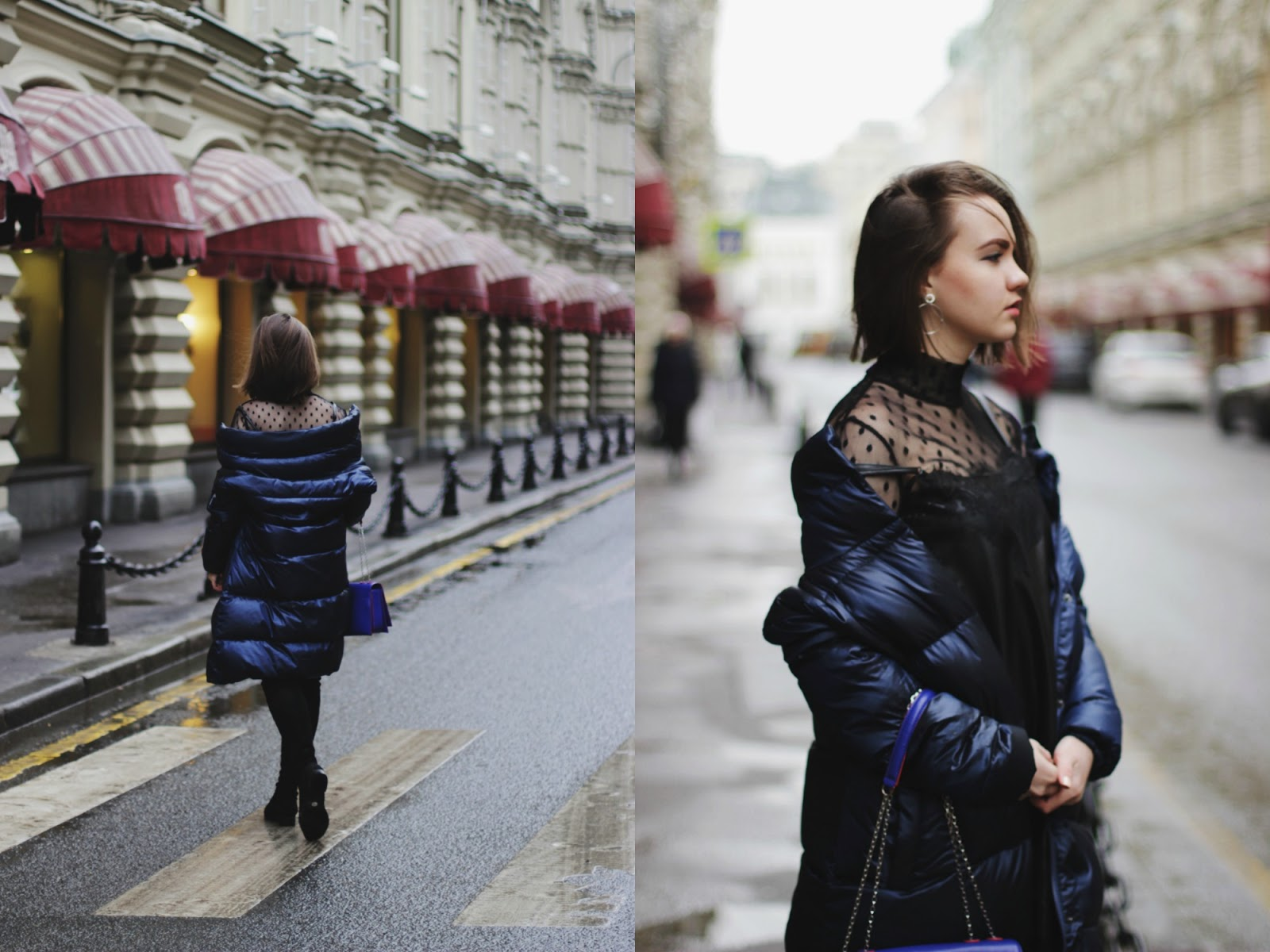 Alina Ermilova | Russian Fashion Blogger