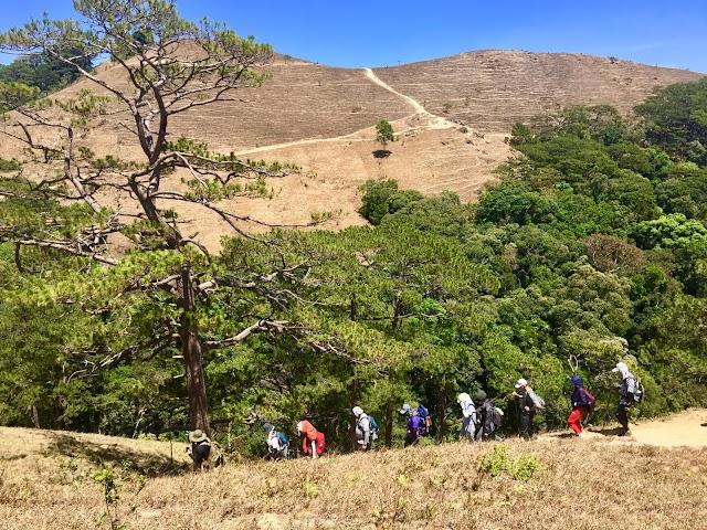 Khám phá Tà Năng: Đồi nối đồi dốc