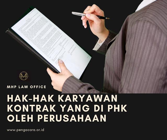 Hak Karyawan PHK (PKWT)