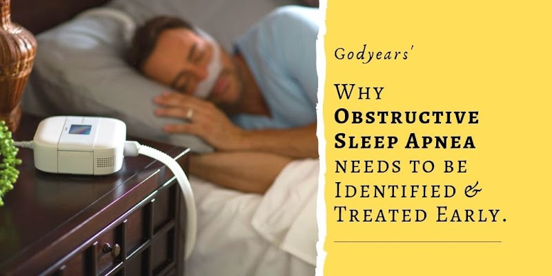 Why Obstructive Sleep Apnea needs to be Identified and Treated Early #Philips #DontSleepOnIt