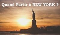Quel mois partir à New York ?