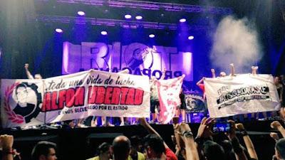 Ahora Madrid, Podemos, odio, progres, comunismo, terrorismo, terroristas