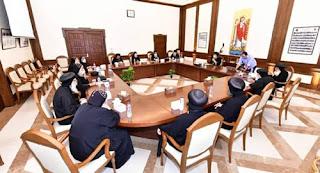 حتى أواخر يونيو.. المجمع المقدس القبطي في مصر يؤجل عودة الصلاة في كنائس البلاد