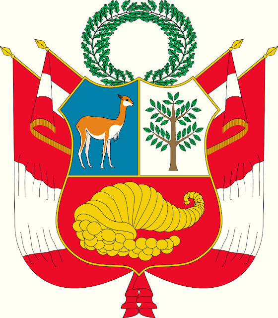 Escudo Nacional de Perú
