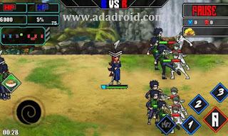 Download Naruto Senki Mod Shinobi Battle Rumble