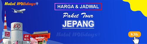 Jadwal dan Harga Paket Wisata Halal Tour Jepang