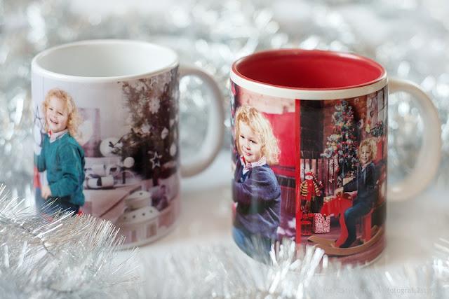 Świąteczny kubek ze zdjęciem - pomysł na prezent pod choinkę