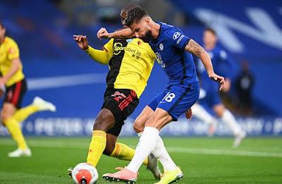 """Video Chelsea 3-0 Watford: Tấn công bão táp, đại thắng """"3 sao"""""""