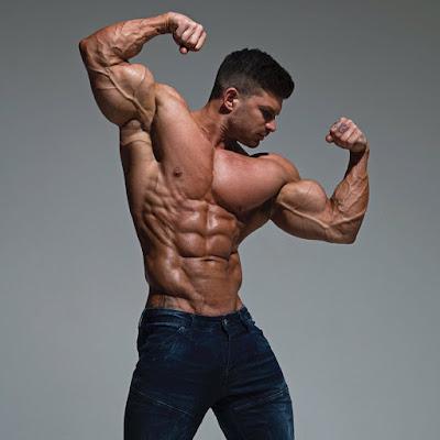 Подобри нивата на тестестерон за големи мускули