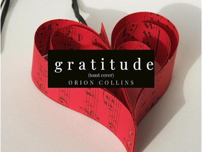 DOWNLOAD MP3: Orion Collins - Gratitude    @oriwizon