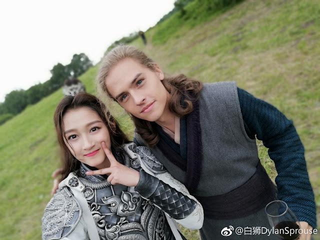 Dylan Sprouse Guan Xiaotong Turandot