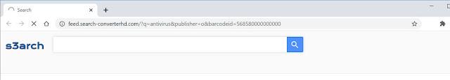 SearchConverterHD (Hijacker)