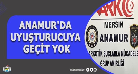 Anamur Haber,Anamur Son Dakika,Asayiş,Anamur Emniyet Müdürlüğü Narkotik Suçlarla Mücadele Grup Amirliği,