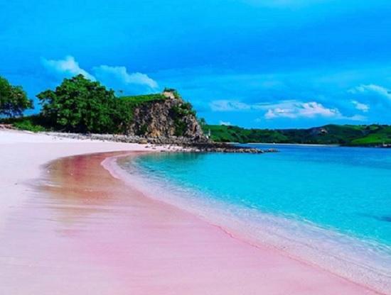 Destinasi Wisata Pulau Pink