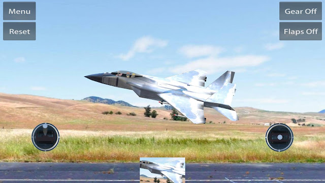 تحميل لعبة ClearView RC Flight APK للكمبيوتر