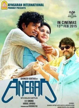 Anegan Tamil 2015 HDRip
