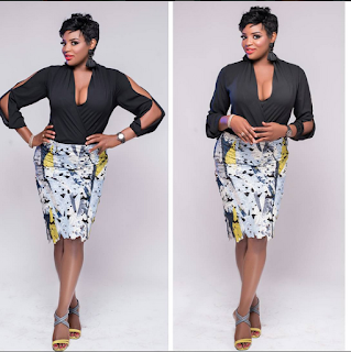 "Fan Asks Funke Adesiyan: ""Abi You Dey Make Money By Exposing Your Breasts"""