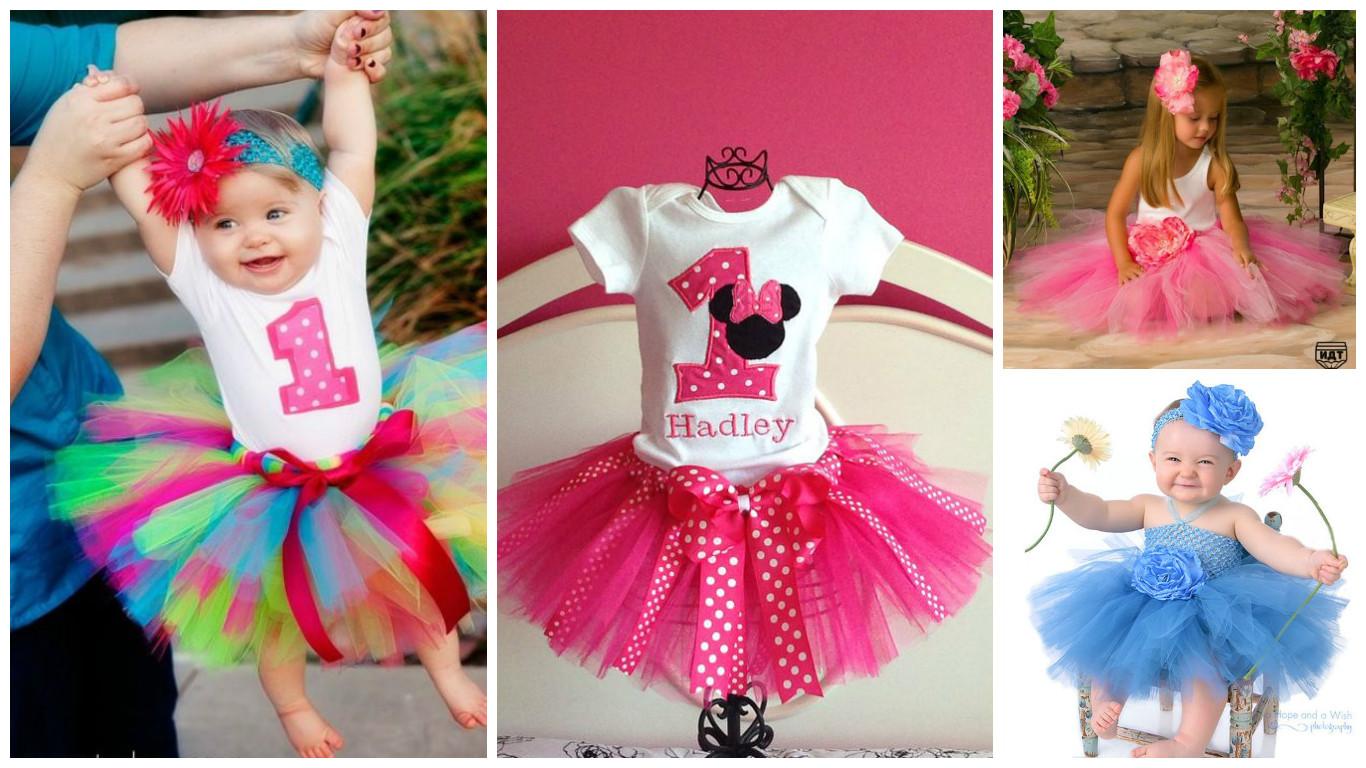 a5da94839 Cómo hacer hermosos tutús para niñas fácil y bonito ~ Solountip.com