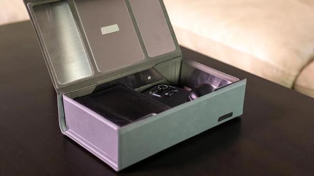Moshi Deep Purple UV Sanitiser Review