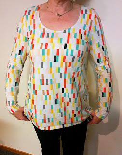 Creates Sew Slow: SP #195 Ice Cream Shop Sweater