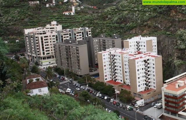 Los garajes de la urbanización Los Nacientes ya están desalojados y a disposición del Gobierno de Canarias