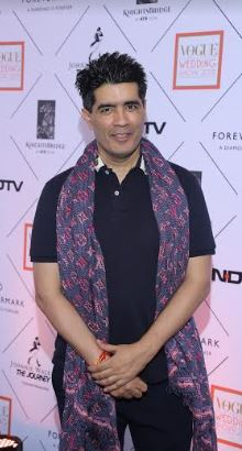 Manish Malhotra at The Vogue Wedding Show 2019