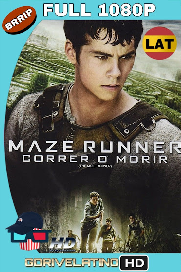 Maze Runner: Correr o Morir (2014) BRRip 1080p Latino-Ingles MKV