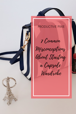 7 Common Misconceptions About Starting a Capsule Wardrobe