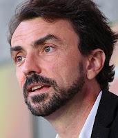 Grégory Doucet, maire de Lyon.