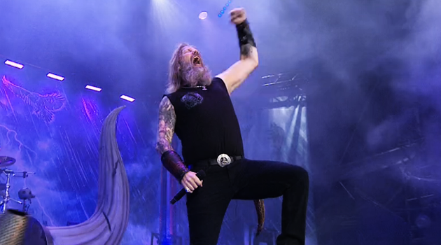 amon amarth wacken 2017