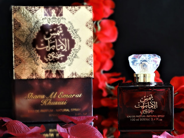 avis Shams Al Emarat Khususi de Ard Al Zaafaran, avis parfum ard al zaafaran, parfum dubai, dubai perfume, ard al zaafaran perfume review, Shams Al Emarat Khususi
